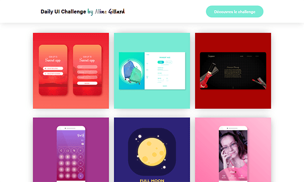 Image Daily UI Challenge